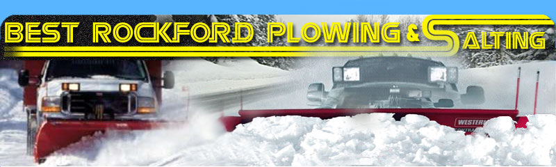 Snow Plowing, Snow Removal and/or Salting, Property Maintenance